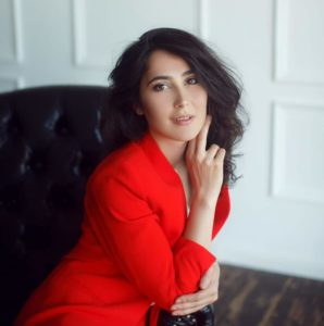 Kristina Annamukhamedova